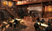 The Burning Barrels Inn